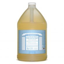 Dr. Bronner's, Baby Mild Liquid Soap - 1 Gal